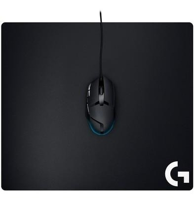 Mouse Pad Gamer Fortrek Mpg102 Grande Speed 35x44x3mm Novo