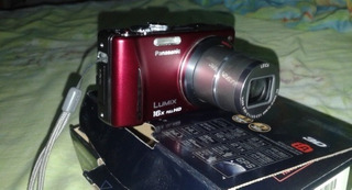 Camara Digital Panasonic Zs10