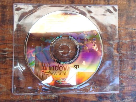 Windows Xp Professional 2002 Frete Gratis Carta Registrada