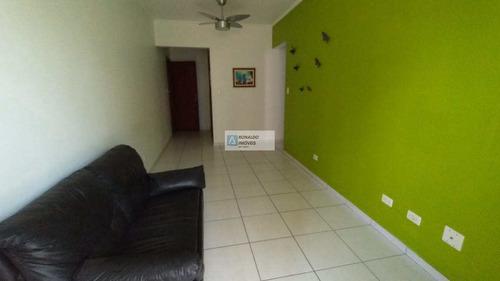 Apartamento Com 1 Dorm, Guilhermina, Praia Grande - R$ 220 Mil, Cod: 2407 - V2407
