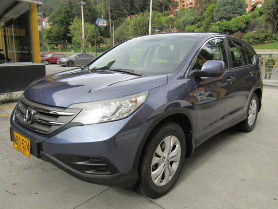 Honda Cr-v 2wd City Lx At