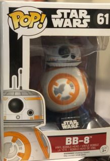 Star Wars Bb-8 Funko Pop! Force Awakens 61