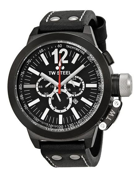 Relógio Masculino Tw Steel - Sport Black - Förmula 1 Ce1034