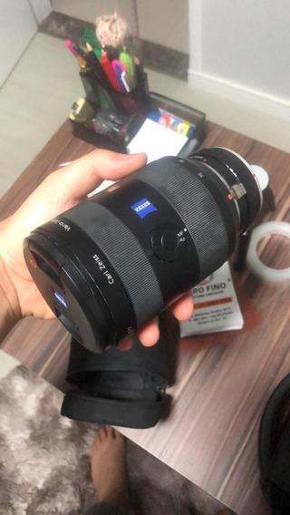 Lente Sony 24-70 2.8 A-mount Adapt E-mount