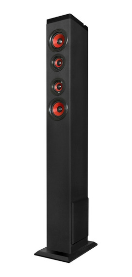 Parlante Bluetooth 4.1 Towersound Bar Stronghold Rojo Mlab