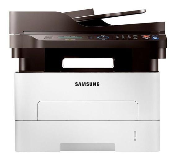 Multifuncional Samsung À Laser Sl-m2885fw Usb Wireless E Nfc