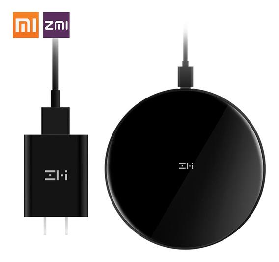 Xiaomi Zmi Qi Carregador Sem Fio Carregamento Rápido Pad