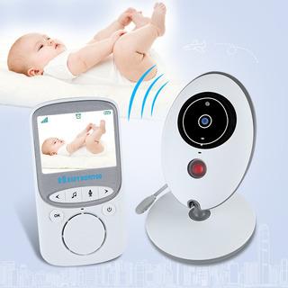 2.4 Monitor De Bebé De Vídeo Inalámbrico Con Cámara