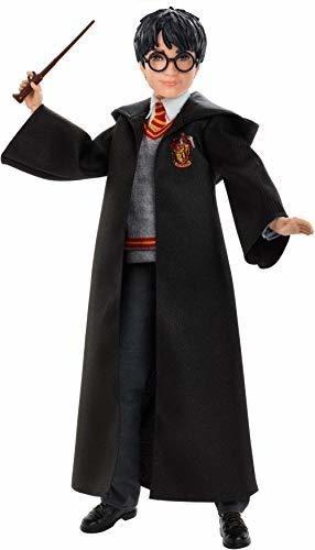 Harry Potter Mundo Magico Muñeca De Harry Potter 100 En