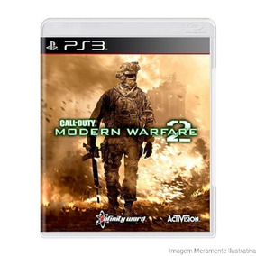 Call Of Duty: Modern Warfare Ii - Ps3 - Mídia Física