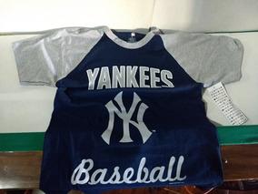 Yankees Playera Original Talla M Marca Mlb