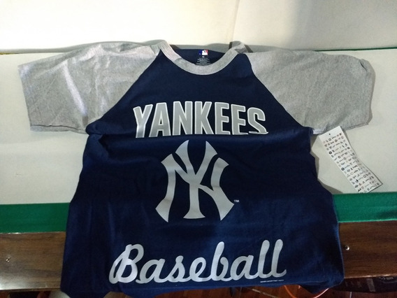 Yankees Playera Original Talla M Marca Mlb
