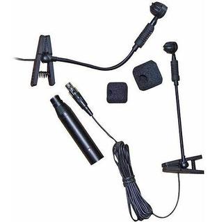 Micrófono De Condensador Pylepro Pmsax1 Instrumento Xlr