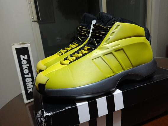 adidas Crazy 1 All Star 6.5 26.5 8.5 Jordan Lebron Zeke78mx