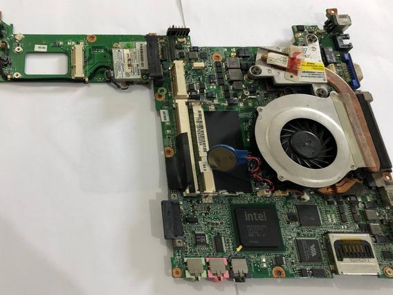 Placa Mãe Netbook Positivo Mobile R45 Original Cod.867