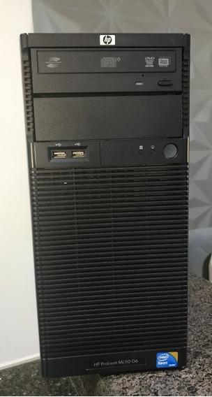 Computador Servidor Hp Proliant Ml110 G6