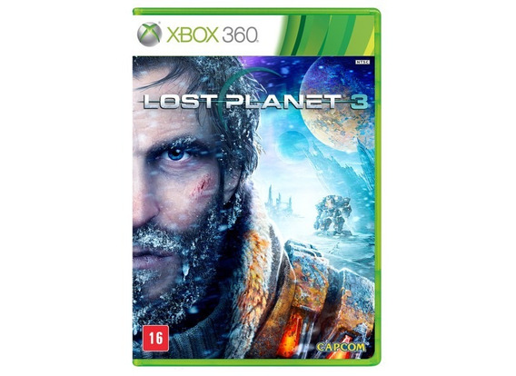 Game Xbox 360 Lost Planet 3 - Original - Novo - Lacrado