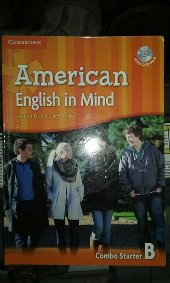 Livro De Ingles American English In Mind - Combo Starter B