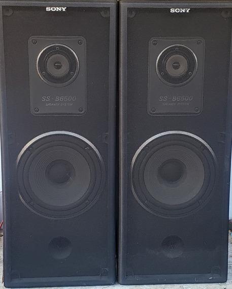 Par De Caixas De Som Sony Ss B6500 Lbt 65w (leia)
