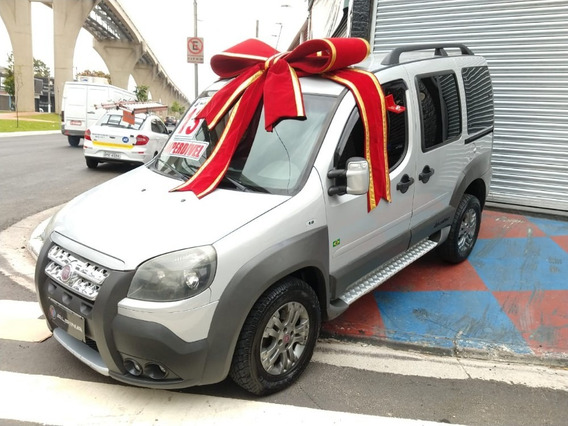 Fiat Doblò Adventure Xingu 1.8 2013 Completo