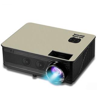 Proyector Led 6600 Lum 1080p Lampara Mucha Potencia 12cuotas