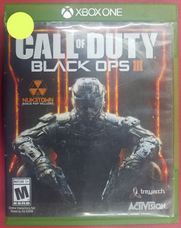 Call Of Duty Black Ops 3 Xbox One Play Magic
