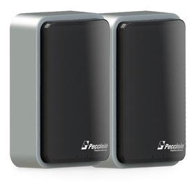 Sensor De Barreira Anti Esmagamento Fotocelula Ftc Home Line