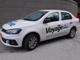Volkswagen Voyage Comforthline 2017 Blanco