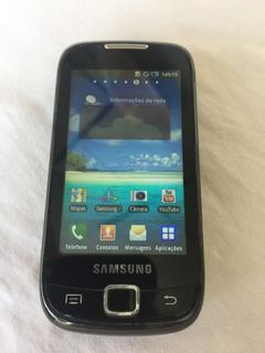 Celular Samsung Galaxy 551 Preto Usado