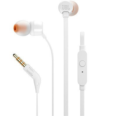 Fone De Ouvido In Ear Intra T110 Jbl Original Cores S/ Juros