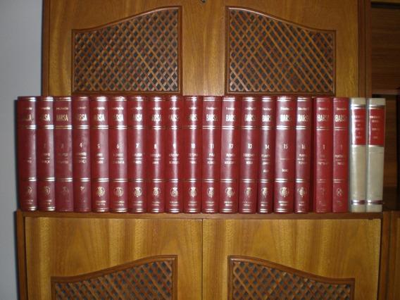 Enciclopédia Barsa Completa Em Ótimo Estado De Conservação