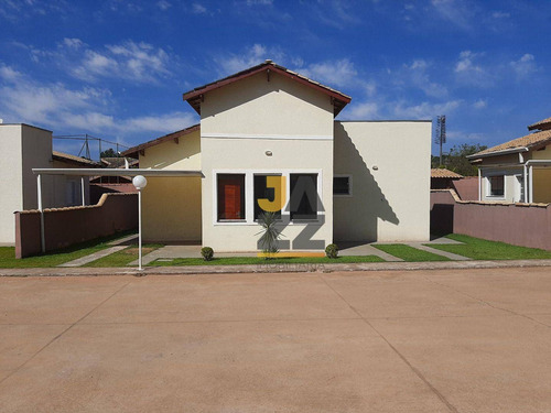 Casa Em Condomínio Com 3 Quartos À Venda, 83 M² Por R$ 350.000 - Jardim Estância Brasil - Atibaia/sp - Ca11942