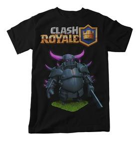 Camiseta Clash Royale Peka