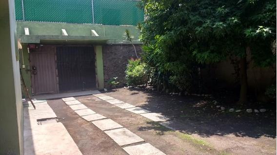 Renta Bonita Casa De 3 Recamaras En Pedregal De Sto Domingo