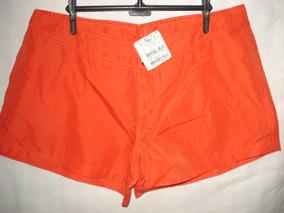 Shorts Em Tactel Da Poko Pano Tam M Novo/ Com Etiqueta