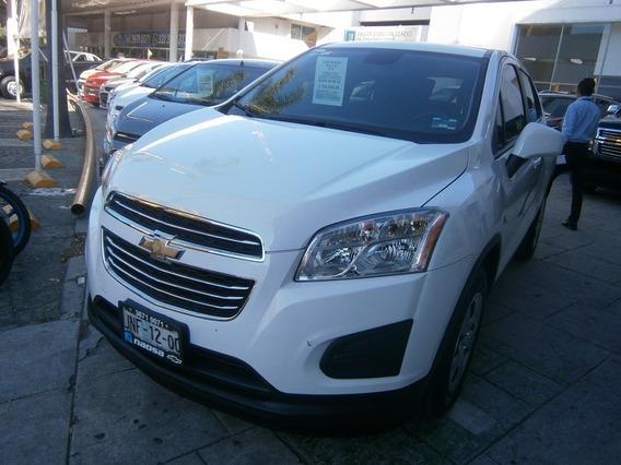 Chevrolet Trax Paq A Ls Std