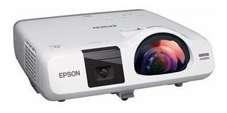 Epson Brightlink 536wi Interactivo 3lcd 3400 Lumen Wxga