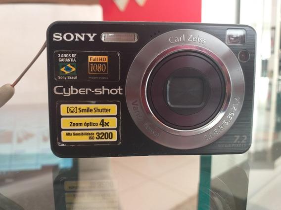 Câmera Fotográfica Ciber Shot