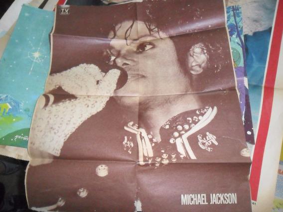 Gran Poster Tv Guia Michael Jackson