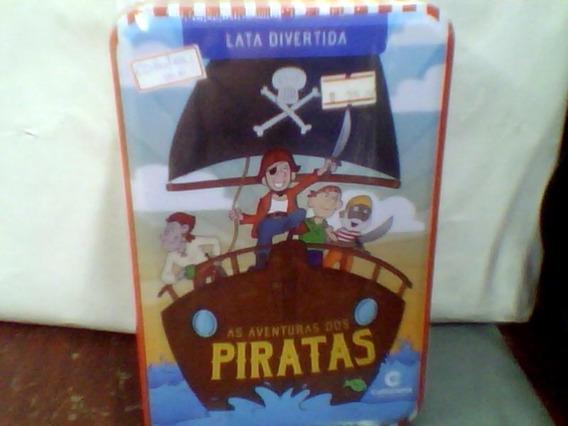 Lata Divertida - As Aventuras Dos Pirata ,