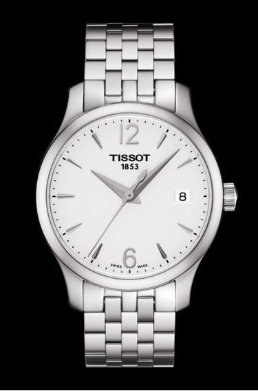 Reloj Pulsera Tissot Tradition Lady T0632101103700 Mujer