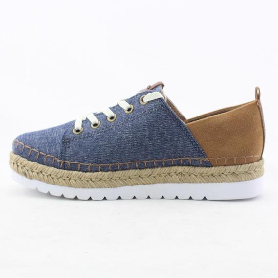 Tênis Dakota Corda Feminino Jeans - B8481