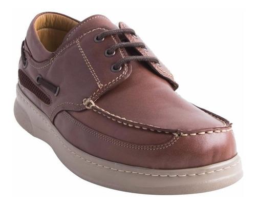 Imagen 1 de 3 de Terapie 226 Chedrón Calzado Zapatos Diabetico Confort Hombre