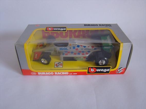 Burago Racing Honda Cod.6109 Com Caixa 1/24