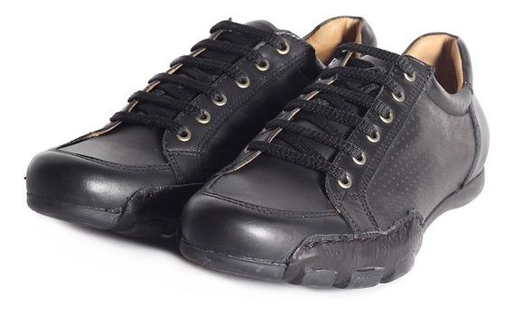 Zapatillas Hombre 6048 Cuero Franco Pasotti