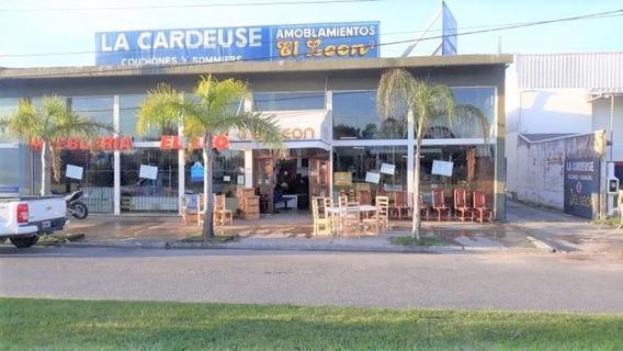 Local Comercial En El Ingreso A Mar De Ajó!!