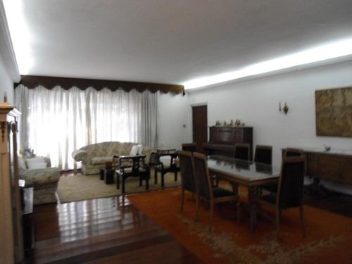 Imagem 1 de 24 de Casa A Venda No Planalto Paulista Com 379m² - Reo84493
