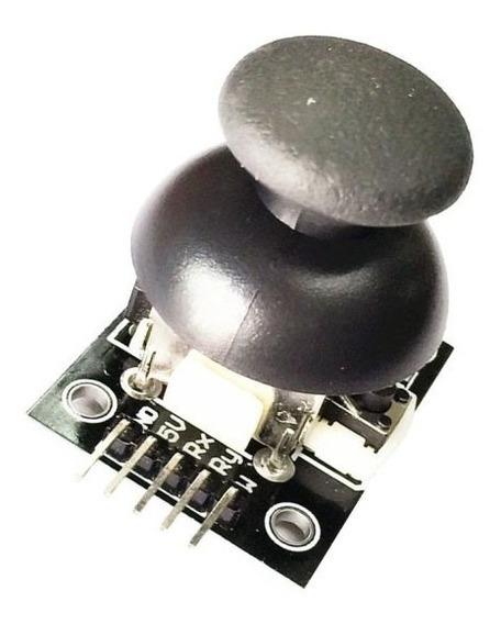 Módulo Joystick Analógico 3 Eixos 5v Ky-023 Para Arduino