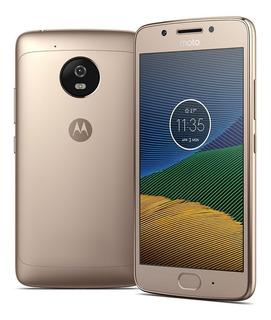 Motorola Moto G5 Xt1676 Gold, Dual Sim, 5 Pulgadas, 16gb,