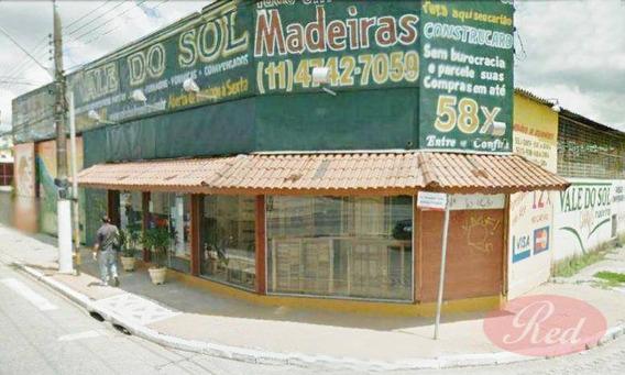 Galpão Comercial À Venda, Vila Maluf, Suzano - Ga0023. - Ga0023